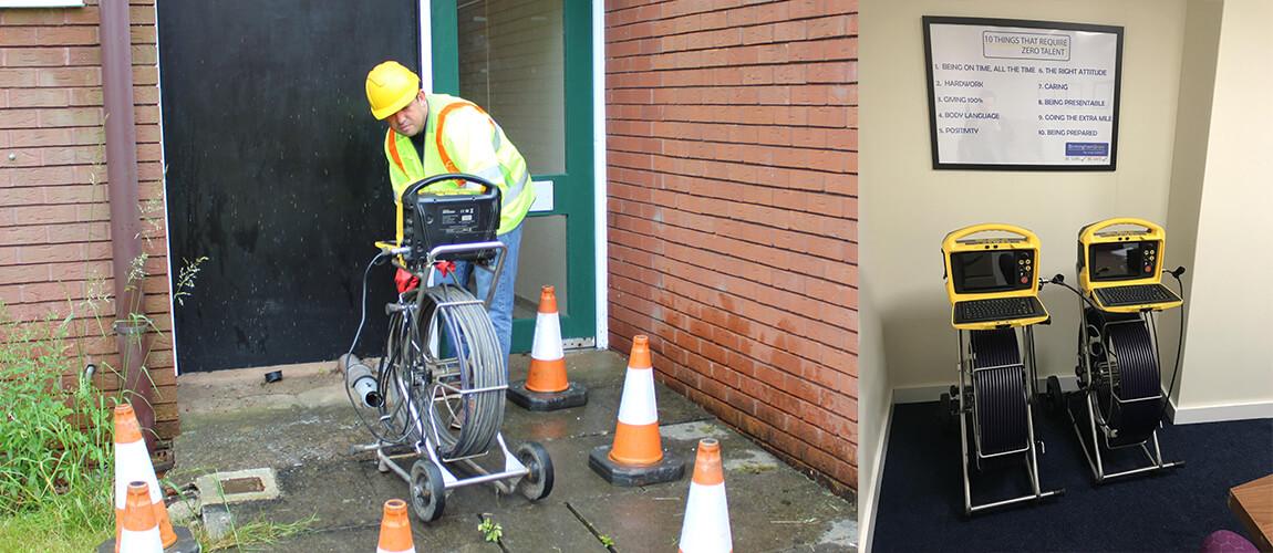 CCTV DRAIN SURVEY