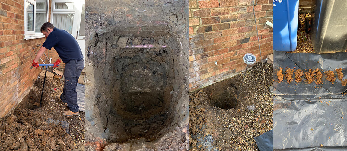 SUBSIDENCE AND STRUCTURAL SURVEYS