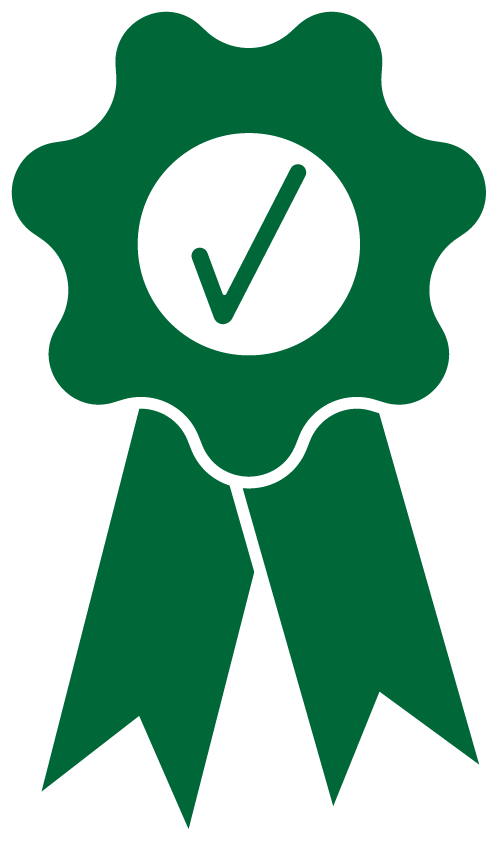 ACCREDITATION AND QUALIFICATION ROSETTE